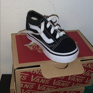 Baby vans Old skool 12-18 m